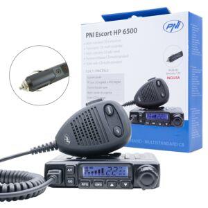 CB PNI rádióállomás HP 6500, 4W