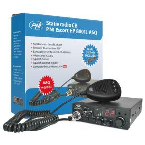 CB PNI rádióállomás HP 8001L