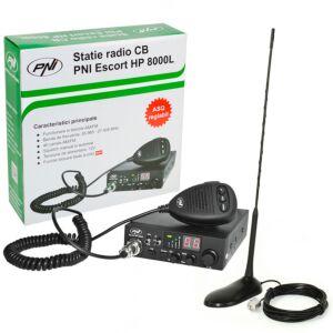 Kit CB CBI ESCORT CB 8000L ASQ + PN PNI Extra 45 mágnessel