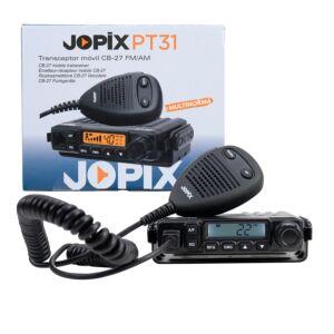 CB JOPIX PT31 AM / FM rádióállomás