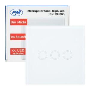 Hármas kapcsoló PNI SH303 érintéssel