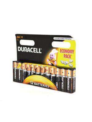 Duracell AA vagy R6 alkáli akkumulátor 81267246 12bc buborékfólia