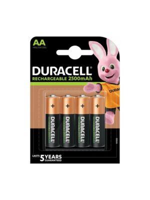 Duracell R6 Ni-MH akkumulátorok