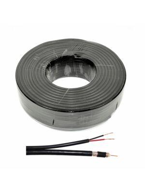 Video kábel és PNI CCTV-B 100M kábel a 100 méteres gördülő kamerához