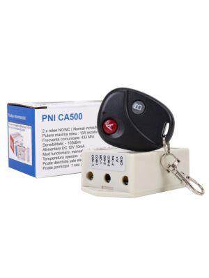 Relé távirányítóval PNI CA500