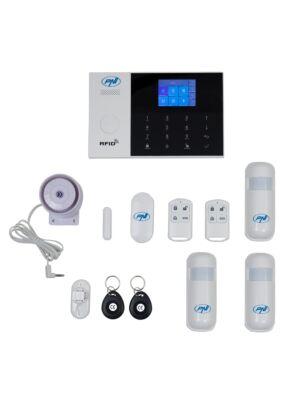 PNI SafeHouse HS550 Wifi GSM 3G és 2 HS003 mozgásérzékelő