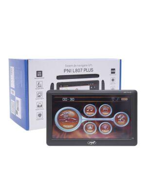 PNI navigációs rendszer L807 PLUS képernyő 7