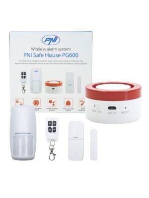 PNI Safe House PG600 vezeték nélküli riasztórendszer