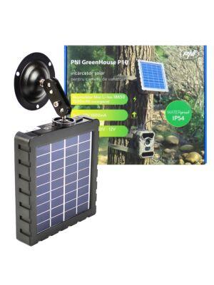 PNI GreenHouse P10 1500 mAh napelemes töltő