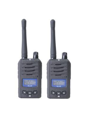 Hordozható PMR rádióállomás TTi TX110 2bc-vel